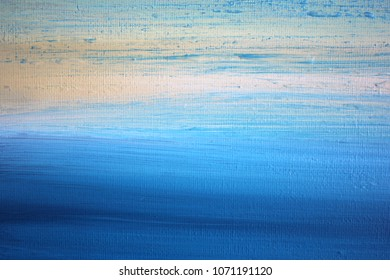 Abstract Impressionist Background, hand painted art seascape.jpg