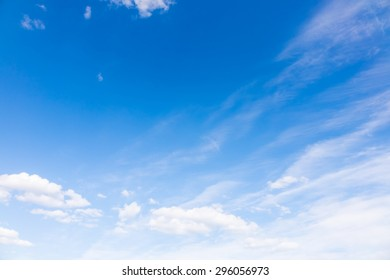 abstract landscape sky, white clouds
