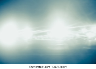 ABSTRACT LIGHT BACKGROUND, COLD BRIGHT PATTERN