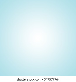 abstract light blue gradient background