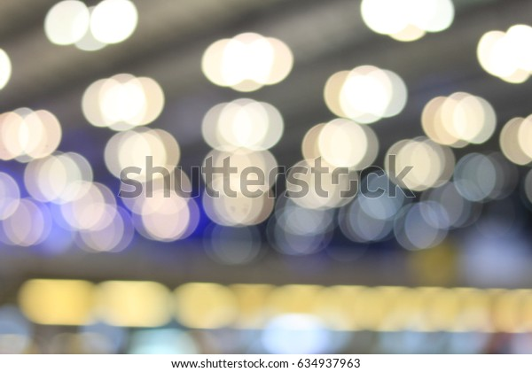 Abstract light Boken background