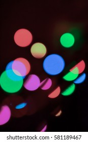abstract light colorful background
