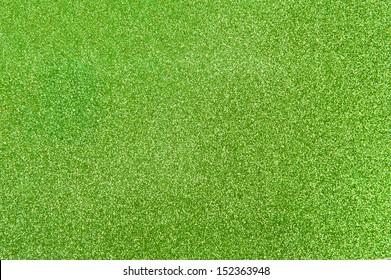Abstract light green glitter background
