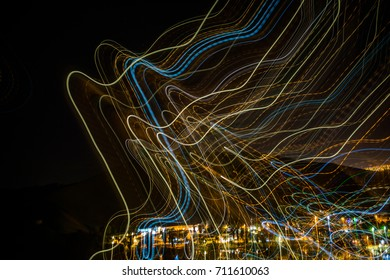 Abstract Light Movements