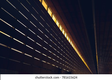 abstract light path