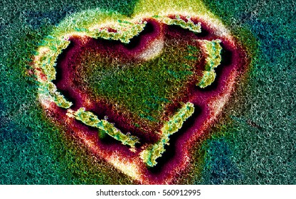 Abstract love Image Background