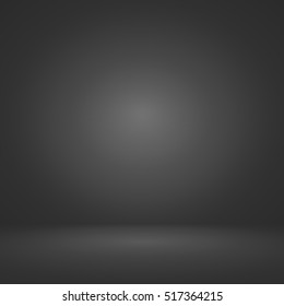 Abstract luxury dark grey and black gradient with border black vignette background Studio backdrop - well use as backdrop background, board,studio background, gradient frame.