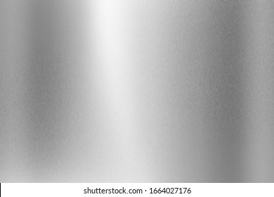 abstract metal background, Silver gray background