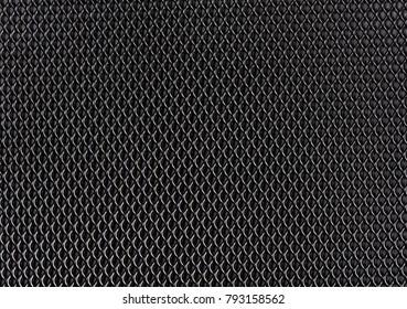 Abstract metallic mesh background. Steel grid texture