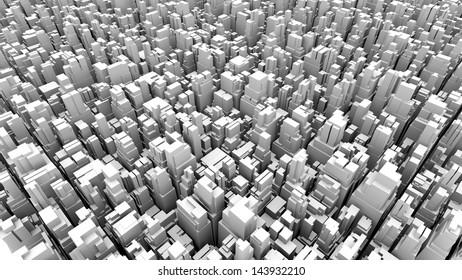 abstract metropolis 03