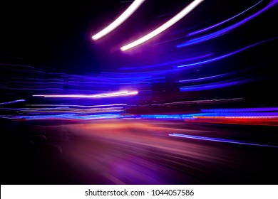 Abstract Motion speed background