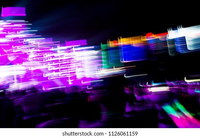 Abstract motion speed light for background.