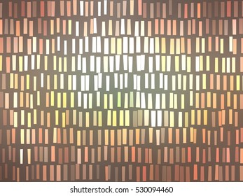 Abstract multicolored football or soccer backgrounds. illustration digital.