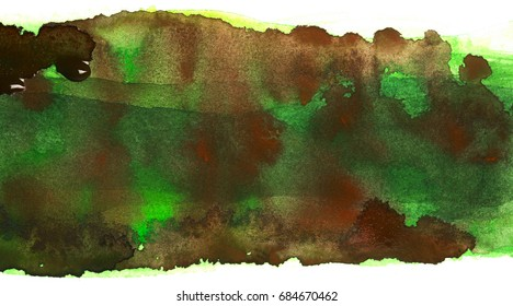 Abstract multicolored Wide band, for design background.