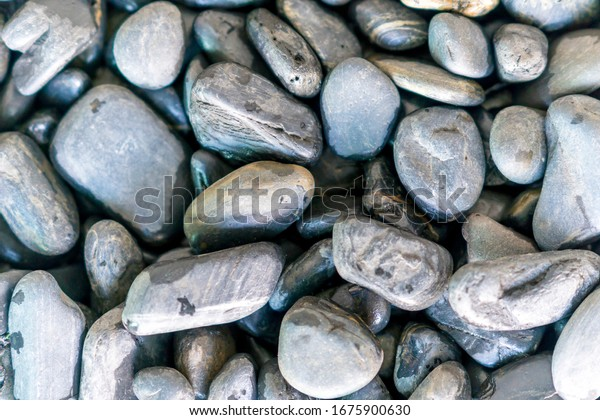 Abstract nature concept, Black Stone Background