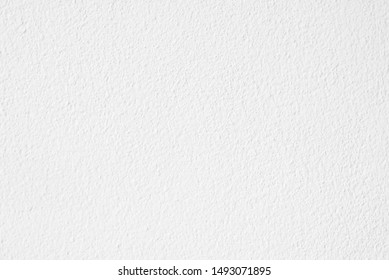 Abstract new white cement or concrete wall for background. Paper, texture, white,clean, Empty space.