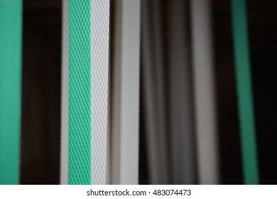 abstract of Nylon straps for background used