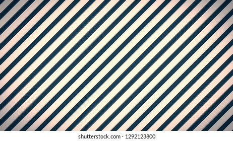 Abstract oblique lines blue and white transition background