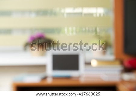 Enjoyable Abstract Office Desk Table Computer Supplies Stock Photo Download Free Architecture Designs Embacsunscenecom