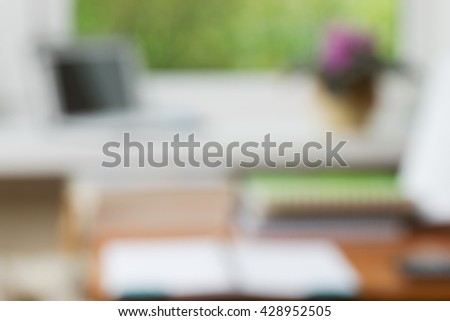 Groovy Abstract Office Desk Table Computer Supplies Stock Photo Download Free Architecture Designs Embacsunscenecom