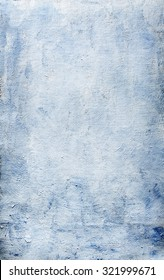 Abstract oil paint on canvas background
