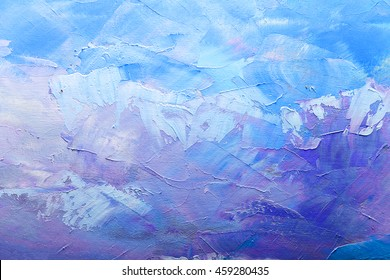 abstract oil paint texture on canvas, background - Shutterstock ID 459280435
