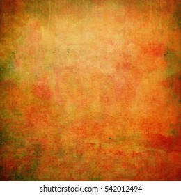 Abstract old grunge brown wall background. Paper, old, poster