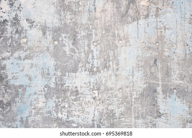 Abstract old paint peeled wall texture