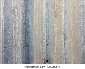 Abstract old rusty galvanized iron background texture