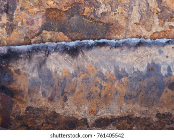 Abstract old rusty metal texture, rusty metal background , image. metal. Rusty metal texture background