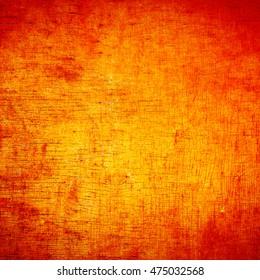 abstract orange background grunge texture