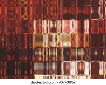 Abstract orange creative background