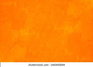 abstract orange grunge background texture - Shutterstock ID 1443450044