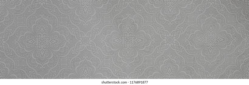 abstract oriental ornamental pattern, tile for kitchen