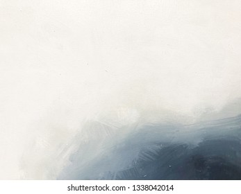 Abstract painting art background