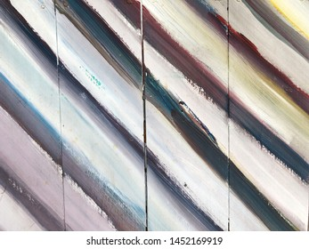 Abstract painting art for background