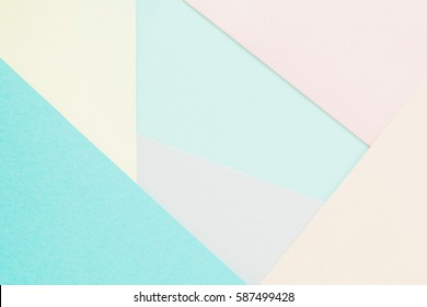 Abstract paper is colorful background, Creative design for pastel wallpaper.