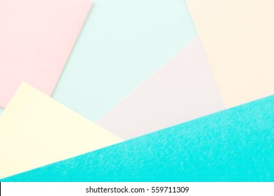 Abstract paper is colorful background,Creative design for pastel wallpaper