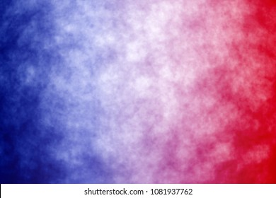 Abstract patriotic red white and blue color background for party invite, voting, July texture, memorial, tie dye, labor day ad, watercolor pattern, independence, and president election celebration