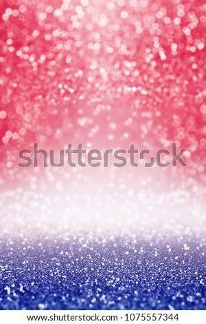 abstract patriotic red white blue glitter stock photo edit now