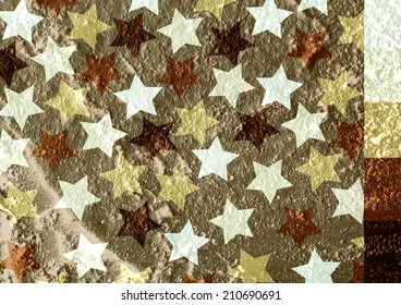 Abstract pattern background  wall texture
