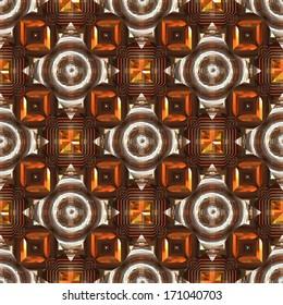 Abstract pattern manipulation