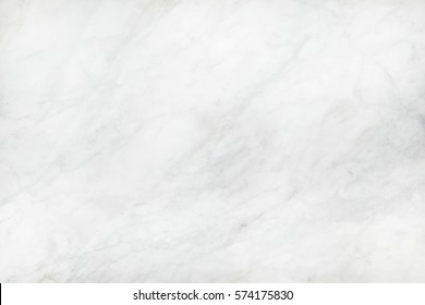 Abstract Pattern of Natural White Marble Texture Background