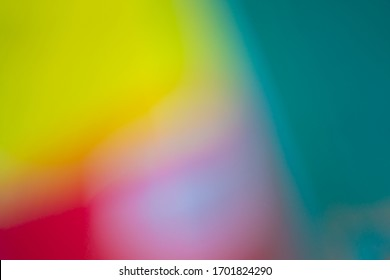 Abstract Photography with Multi Colors