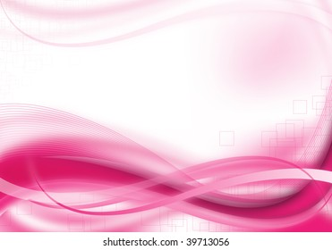 abstract pink background for design