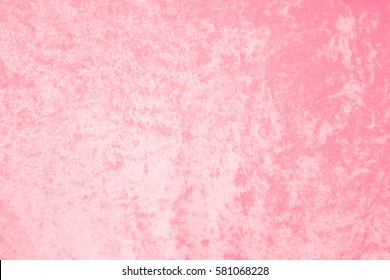 Abstract pink velvet background