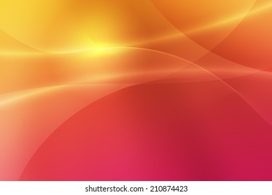 abstract pink to yellow gradient background