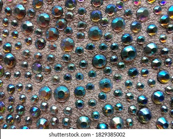 abstract plastic diamond texture as very nice background