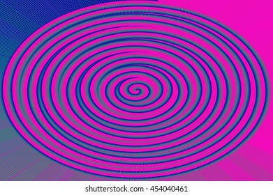 Abstract psychedelic colorful background. Illustration. Can be used for posters.