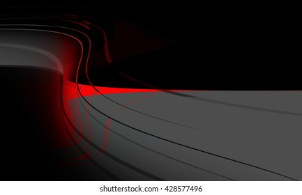 Abstract red and backdrop design for backgrounds